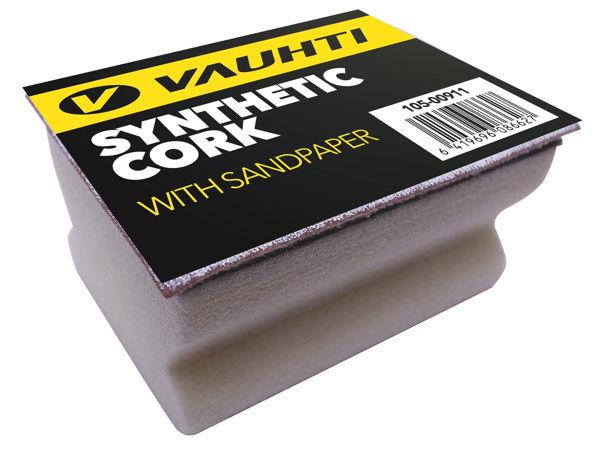 Vauhti Synthetic Cork Sandpapir
