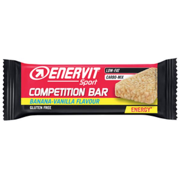 Enervit Competition Bar Banan/Vanilje 30g