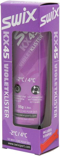 Swix KX45 Fiolett Klister
