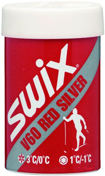 Swix V60 Rød/Sølv