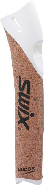 Swix Triac Handle White/Nature Cork 16mm