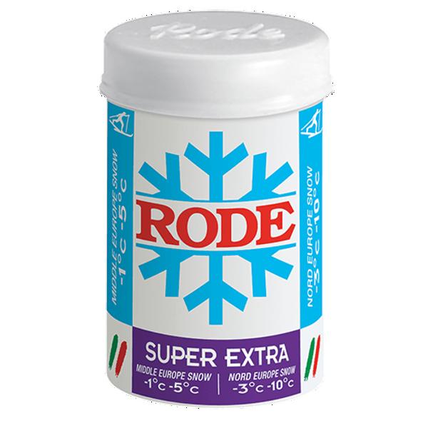 Rode P38 Blå Super Extra