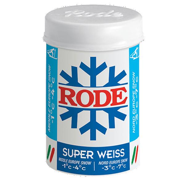 Rode P28 Blå Super Weiss