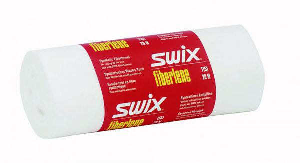 Swix Fiberlene Rensepapir 20m