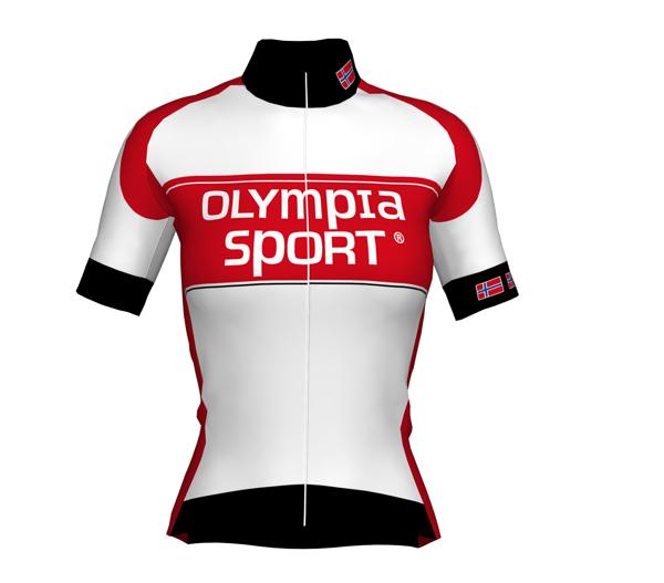 Olympia Sport Trøye Lady