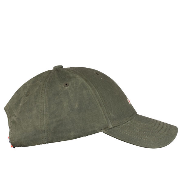 Amundsen Waxed Cotton Cap