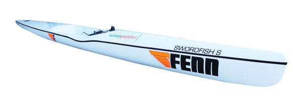 Fenn Swordfish Vacuum Carbon Surfski