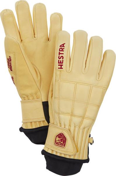 Hestra Henrik Leather Pro Model 5 Finger