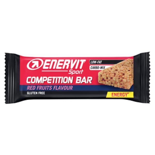 Enervit Competition Bar Røde Frukter 30g