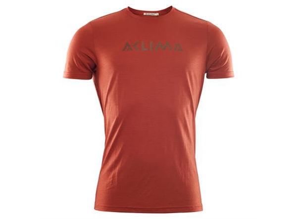 Aclima LightWool T-Shirt Logo