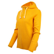 Amundsen Boiled Hoodie Ribbed Jacket W