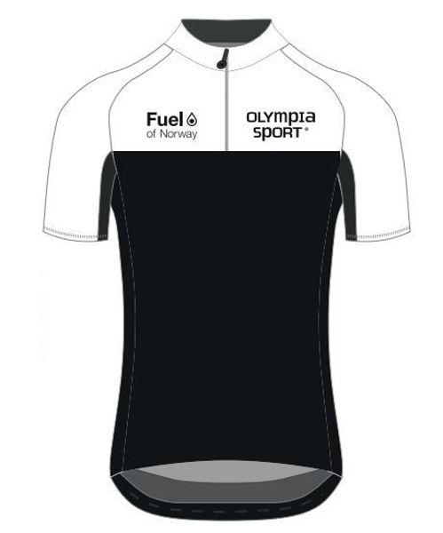 Bilde av Assos GT Summer SS Jersey Olympia Sport Black/White
