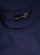 Bilde av Pelle P Badge Tee Dark Navy Blue