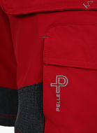 Bilde av Pelle P 1200 Shorts Race Red