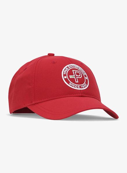 Bilde av Pelle P Fast Dry Badge Cap Cowes Red