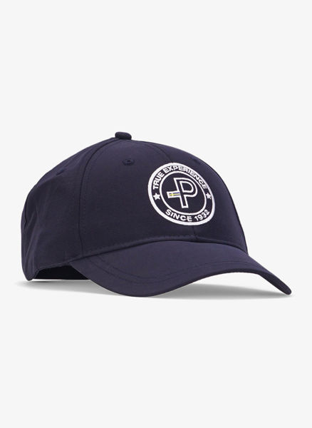 Bilde av Pelle P Fast Dry Badge Cap Dark Navy Blue