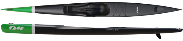 Bilde av Nordic Kayaks Squall 580 CarbonLite S