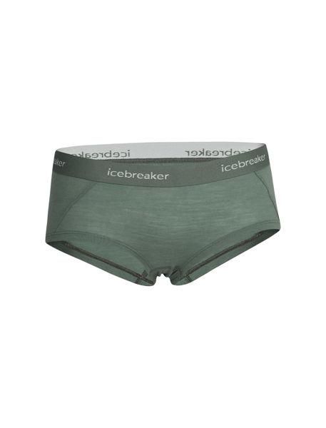 Bilde av Icebreaker Sprite Hot Pants W Sage