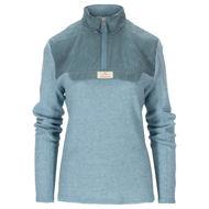 Bilde av Amundsen Skauen Wool Sweater W Faded Blue