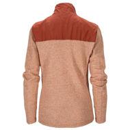 Bilde av Amundsen Skauen Wool Sweater W Red Wood