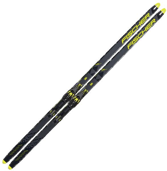 Bilde av Fischer Speedmax 3D Skate 61K IFP Black/Yellow 186